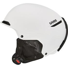 UVEX Jakk+ Casco, white mat